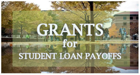 STUDENT LOAN GRANTS