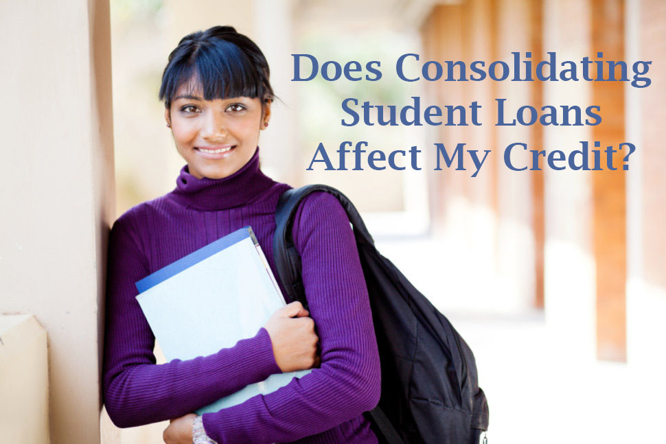 consolidation and affects on credit