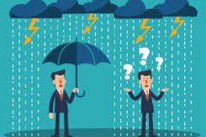 rain unbrella guy